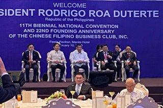 Duterte: I cannot stop corruption