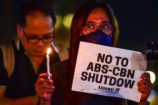 Media law expert says ABS-CBN shutdown will be 'a dark day for country'