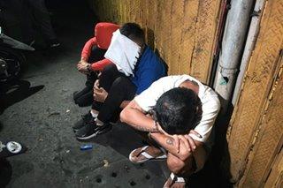 5 kalaboso sa droga sa QC, Valenzuela