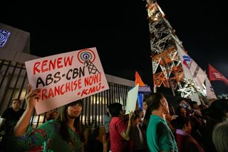 House inaction on ABS-CBN franchise 'bordering on illegality': lawmaker