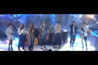 PANOORIN: 'The Voice US' finalist Jej Vinson naka-jam ang ilang Kapamilya singer