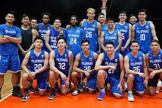 New era dawns for Gilas, as Kiefer and co. open FIBA Asia Cup qualifiers