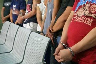 7 timbog sa magkakahiwalay na buy-bust sa Makati