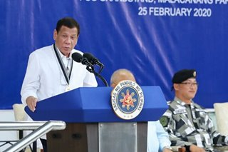 Palace: Duterte's 'province of China' remark a ribbing to the nation
