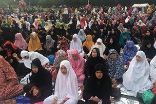 Manila to build first Muslim cemetery