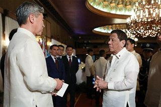 Duterte dares US to file charges, sticks to VFA abrogation