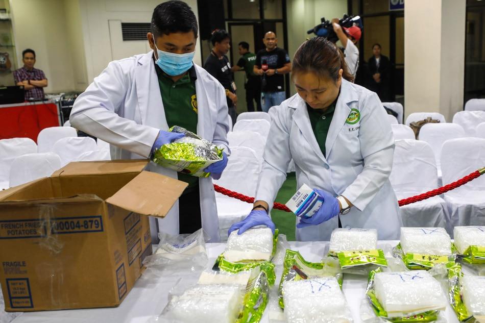 P102 million shabu labeled as 'Chinese tea'
