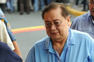 Mike Arroyo trial over PNP chopper deal to proceed: Sandiganbayan