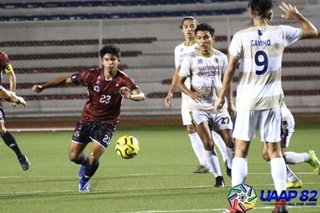 UAAP: UP battles to 1-0 win over NU in men's football