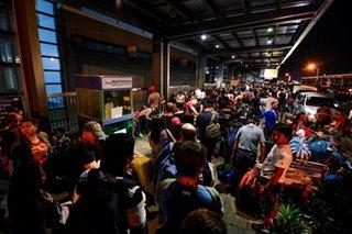 PANOORIN: Exodus sa Metro Manila dahil sa papalapit na 'community quarantine'