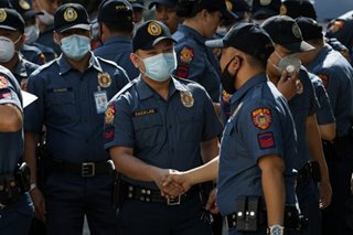 PNP prepares for community quarantine
