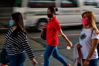 Metro Manila curfew likely to start Monday - Año