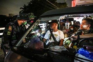 Community quarantine sinimulan nang ipatupad sa Metro Manila