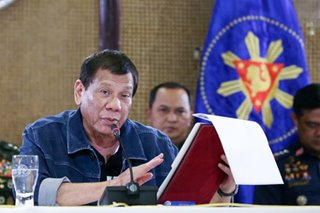 Duterte warns businessmen against profiteering in time of pandemic