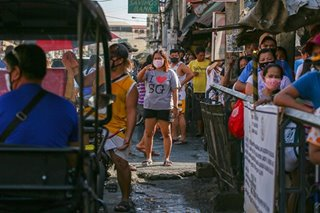Quarantine feeding program poses 'logistical nightmare': Marikina mayor
