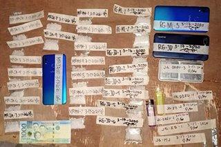 7 timbog, P850-K halaga ng 'shabu' nasamsam sa Caloocan drug bust
