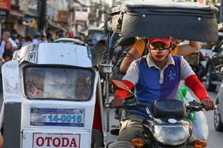 Vico Sotto says Pasig to follow gov't ban on tricycles