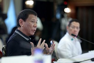 Should Duterte be tested again for COVID-19? Health official weighs in