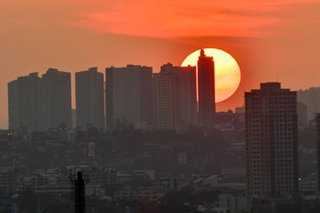 PAGASA: Dry season officially here