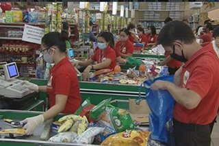 LISTAHAN: Supermarket products na may 'purchase limit' sa gitna ng COVID-19 lockdown