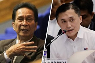 Panelo, Go deny online rumor gov't will impose nationwide lockdown, ration food