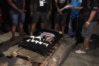 Lalaki sa Cebu pumuslit sa curfew para magbenta umano ng shabu