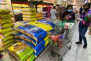 Rice stock 'more than enough' during COVID-19 crisis: NFA