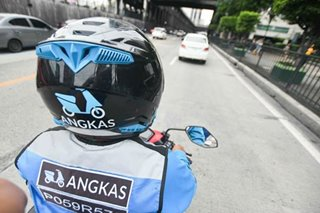 Angkas launches food delivery service to help riders amid lockdown