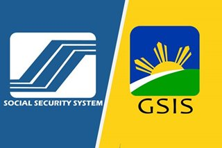SSS, GSIS maglulunsad ng calamity loan package
