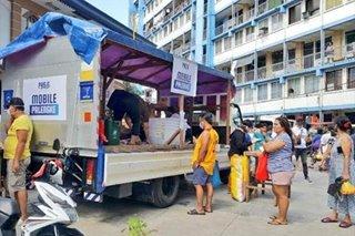 Mobile palengke ng Pasig, umarangkada na