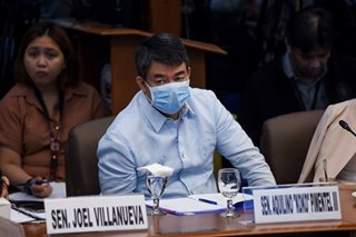 'Never intended to harm anyone': Pimentel apologizes for Makati Med visit