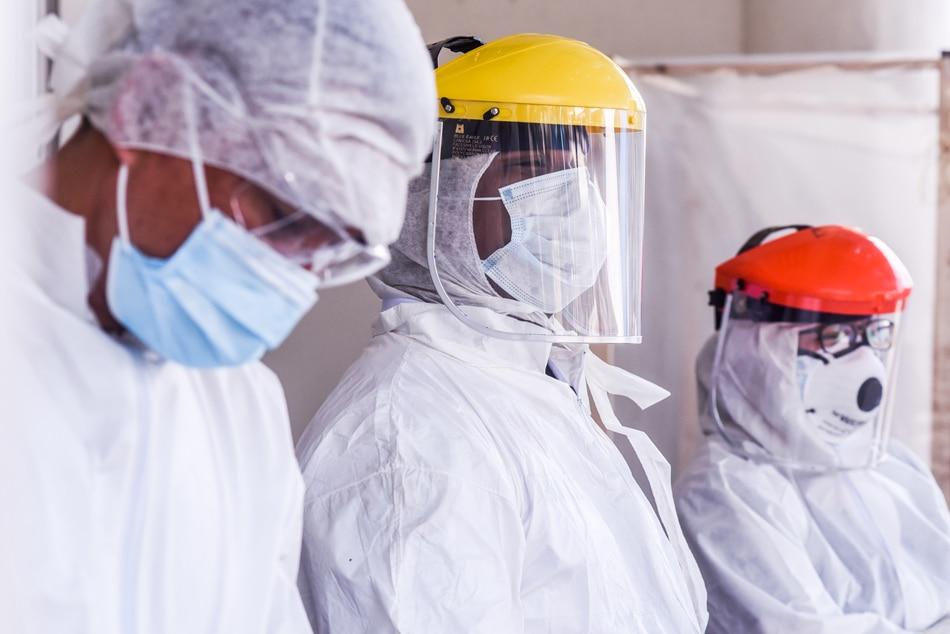9 Filipino doctors dead due to coronavirus, says organization 1