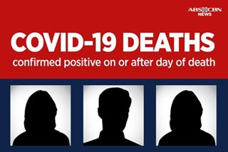 COVID-19 Deaths: When did PH cases get their test results?