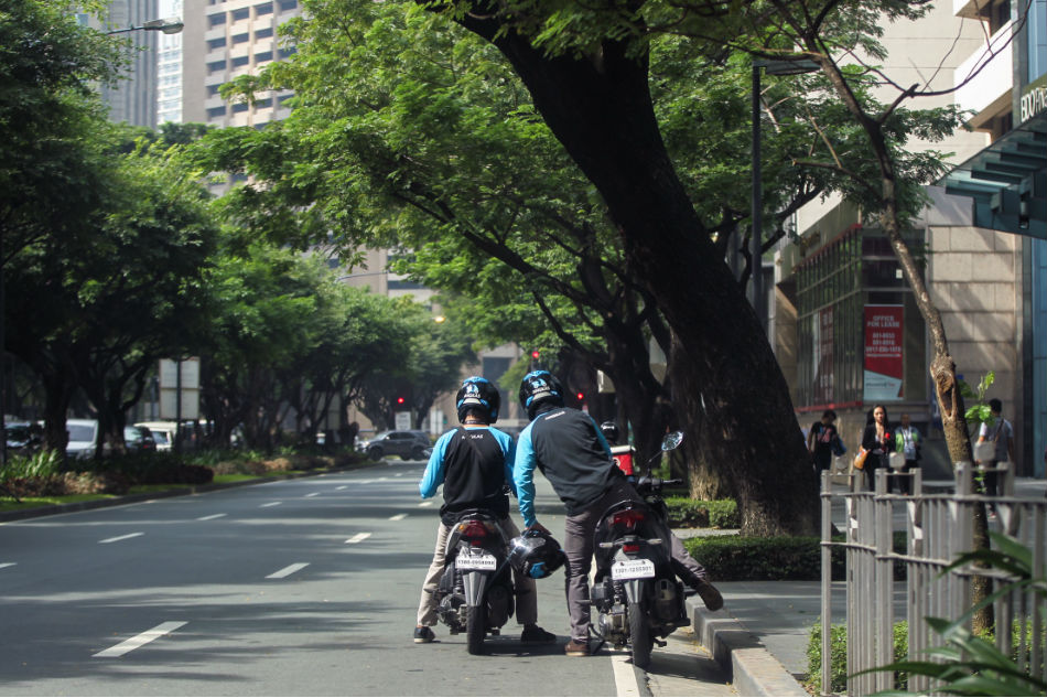 Angkas Food takes precautions vs coronavirus: official | ABS-CBN News