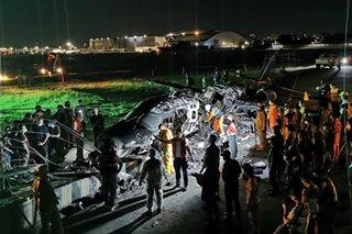 Medevac plane crash