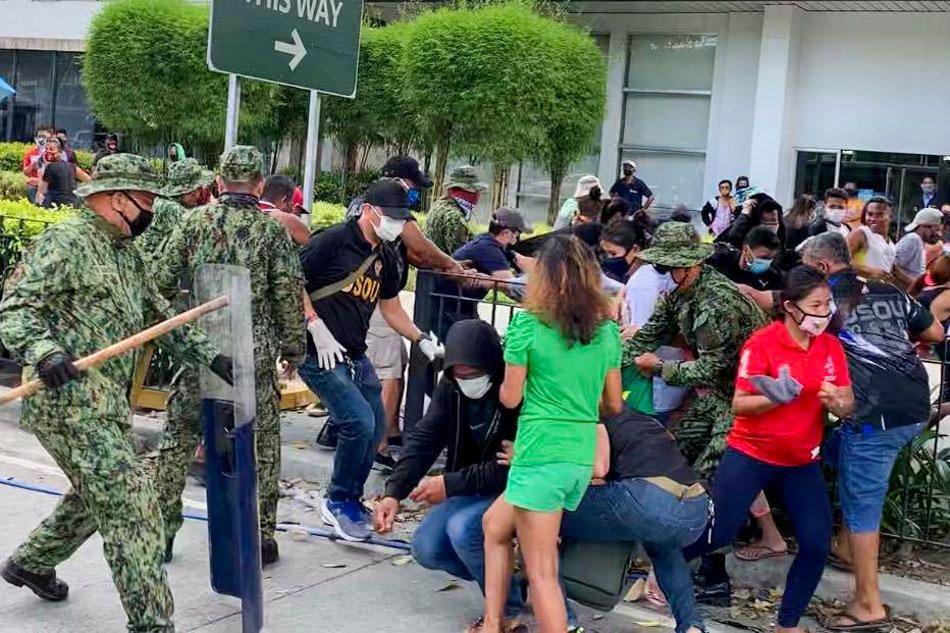 21 residente ng Sitio San Roque na inaresto ng pulisya nakapiit pa rin