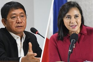 DILG chief sees no Robredo violation of Bayanihan act after PACC official's probe call
