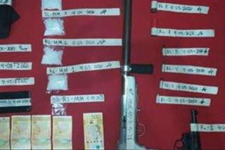 4 timbog sa QC drug bust; P680,000 halaga ng 'shabu' nasamsam