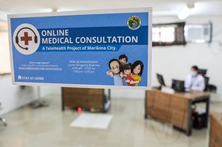 Marikina launches online consultation for COVID-19 concerns