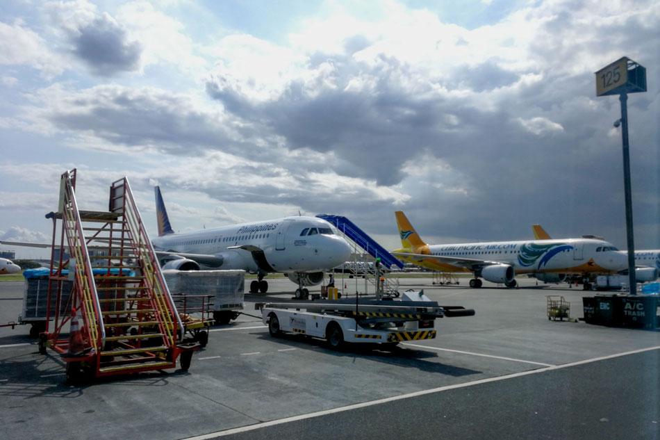 Cebu Pacific, PAL cancel flights until April 30 1