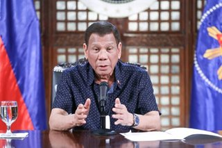 Duterte's Lenten message: There is victory in enduring sacrifice