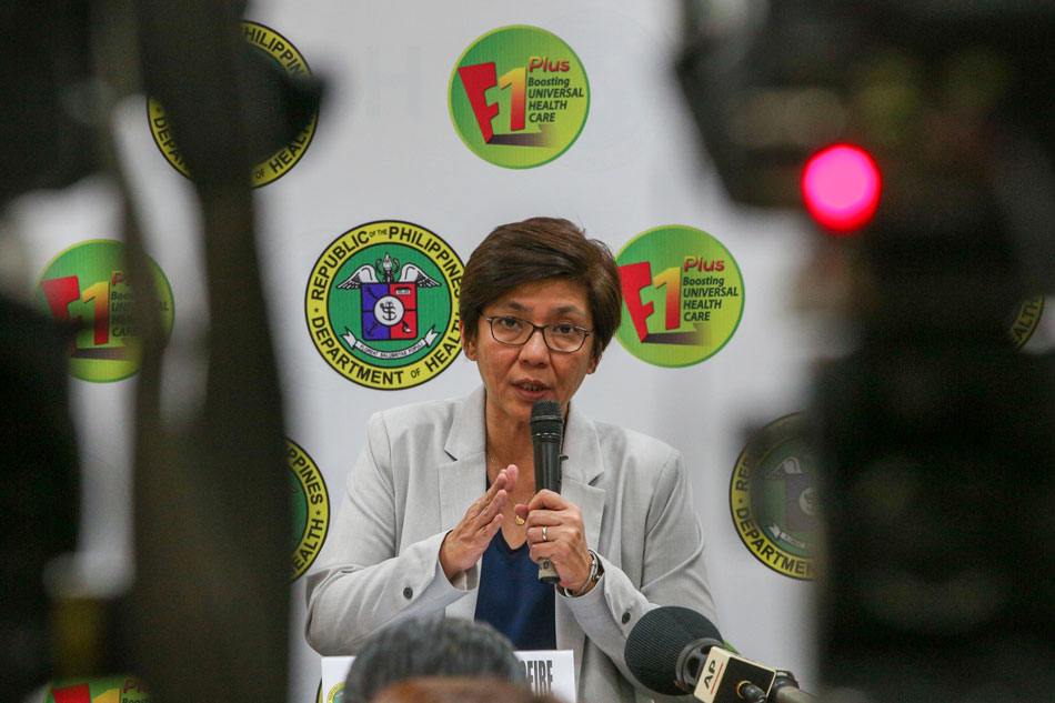 DOH vows transparency amid COVID-19 testing backlogs