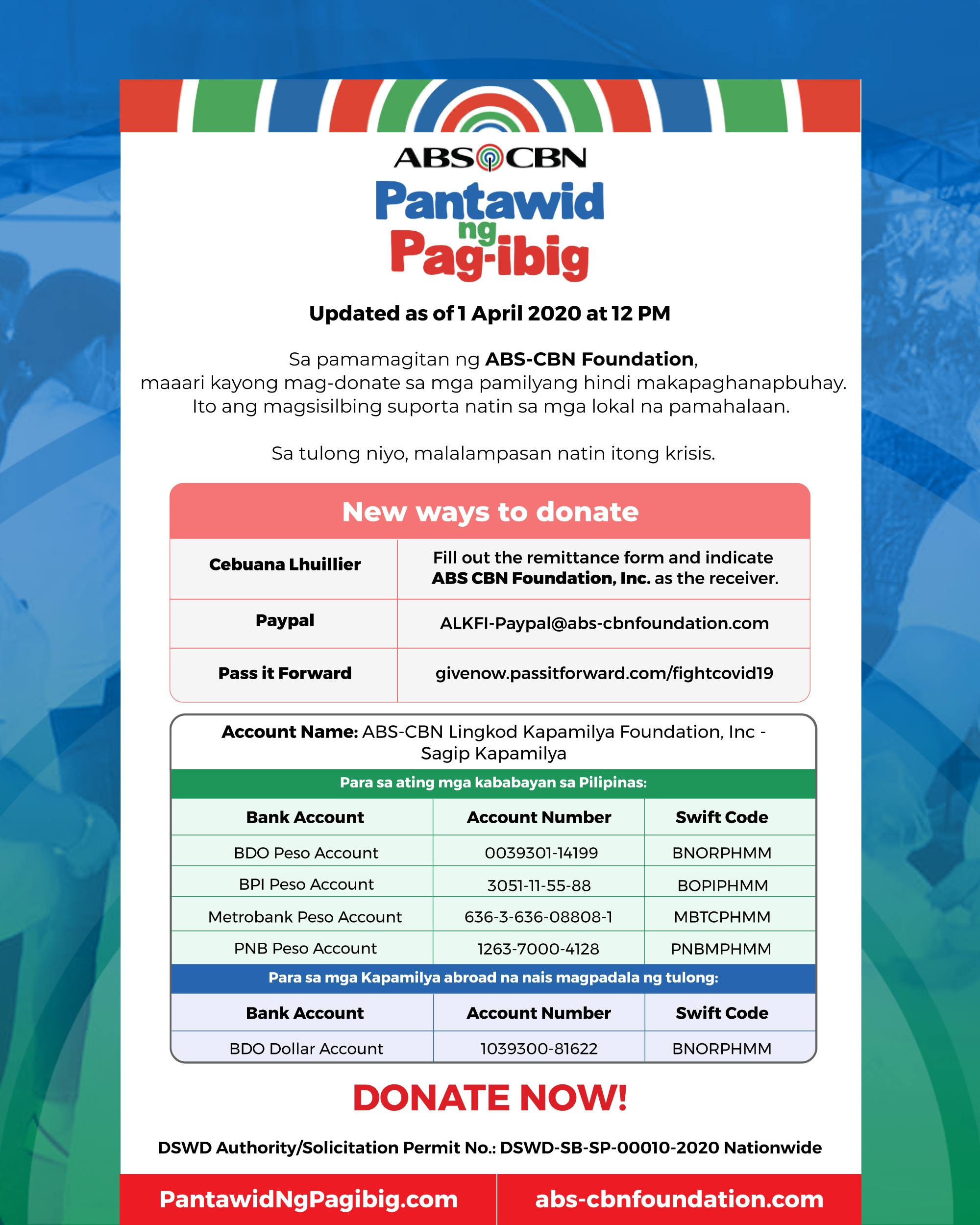 'Pantawid ng Pag-ibig': Mga taga-Talim Island dinalhan ng relief packs 1