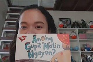 Online bedtime stories hatid ng isang ina sa GenSan ngayong lockdown