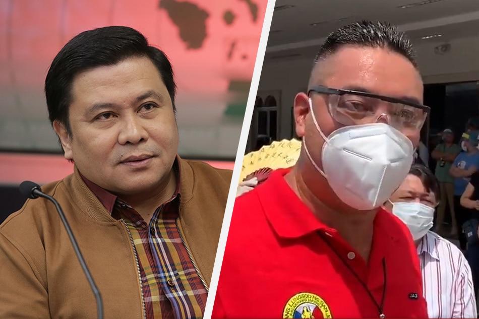 Jinggoy Estrada hits San Juan mayor for 'blocking' mobile market; Zamora says rolling store illegal 1