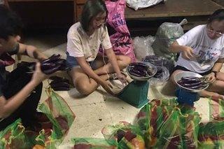 Mga mangingisda sa Cavite magbibigay ng relief packs sa mga kapwa mangingisda