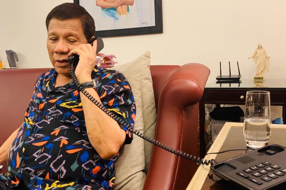 Duterte and Trump: A 4-year serenade 4