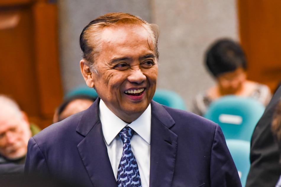 Former Senator Heherson Alvarez passes away after battling COVID-19 1