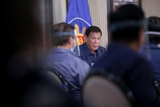 Duterte offers P20-million reward to any Pinoy who could develop respirators for COVID-19 patients