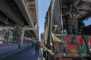 'Hindi nadadala ang tao': 136,000 breached COVID-19 lockdown - PNP chief